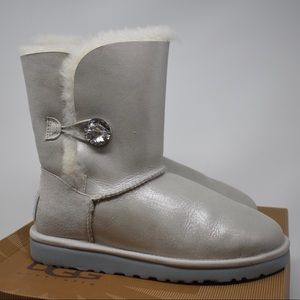 UGG Bailey 'I Do' Bling Wedding Boots